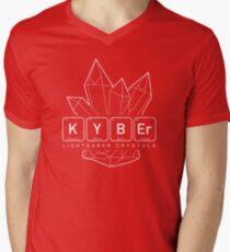 Kyber Crystals (v2) Men's V-Neck T-Shirt