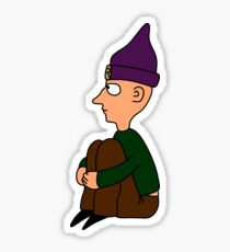 Robin - Paranoid Android Sticker