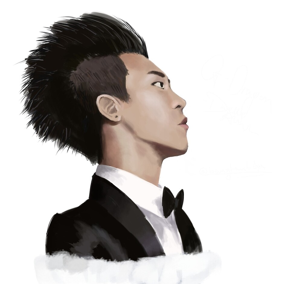 GDragon - Knock Out by donnienotdarko