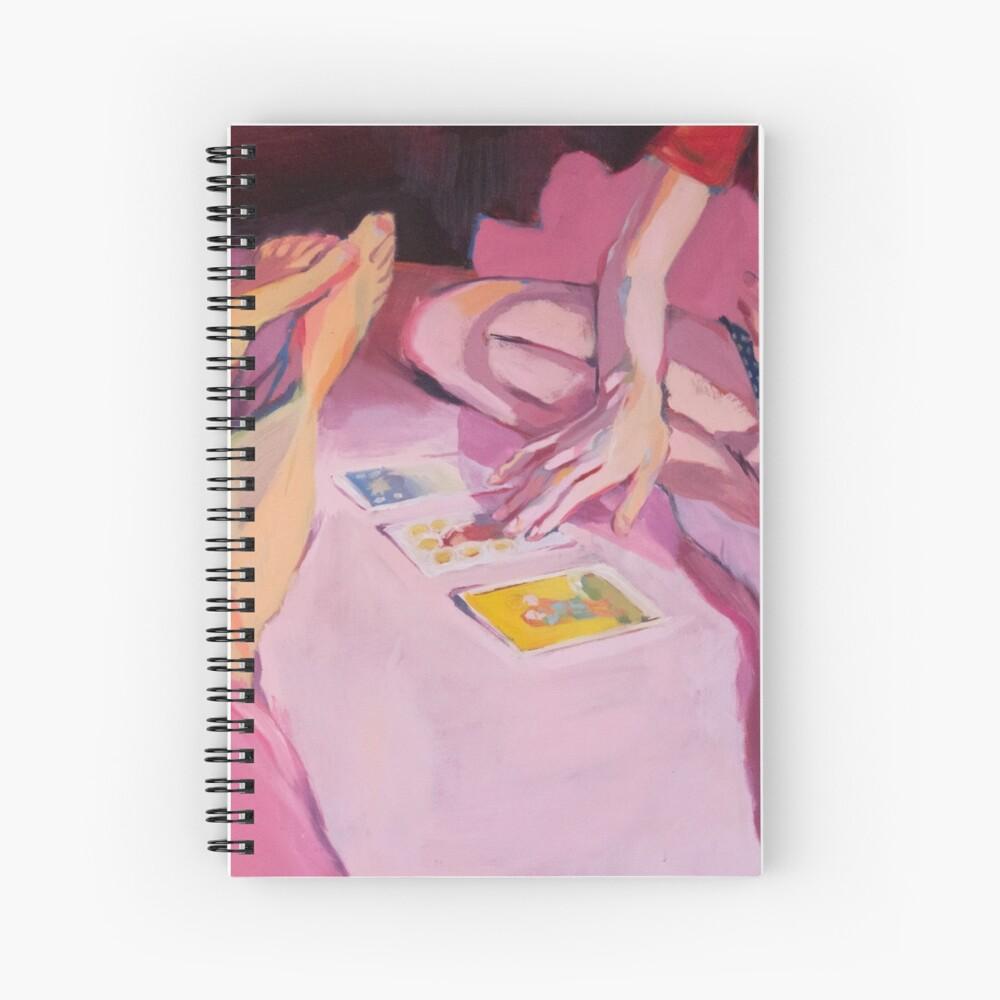 Tarot Spiral Notebook