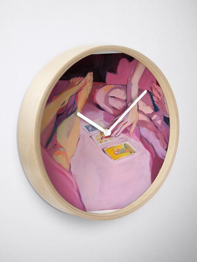 Alternate view of Tarot Clock
