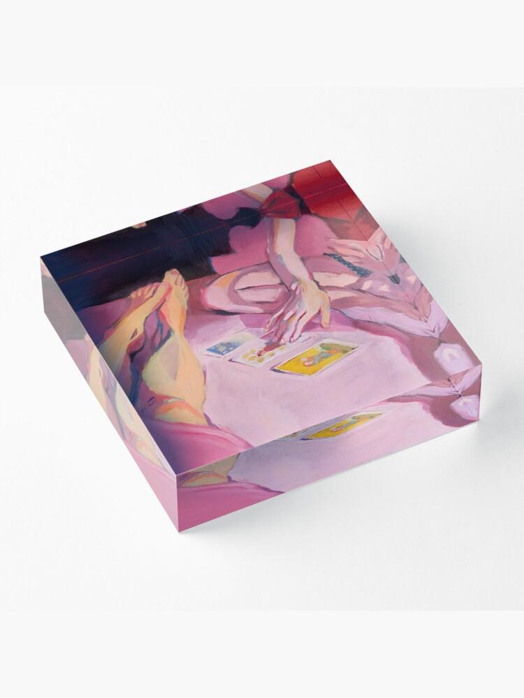 Alternate view of Tarot Acrylic Block