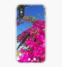 Bougainvillea - triple flower iPhone Case