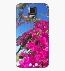 Bougainvillea - triple flower Case/Skin for Samsung Galaxy