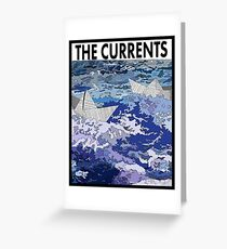 The Currents Greeting Card