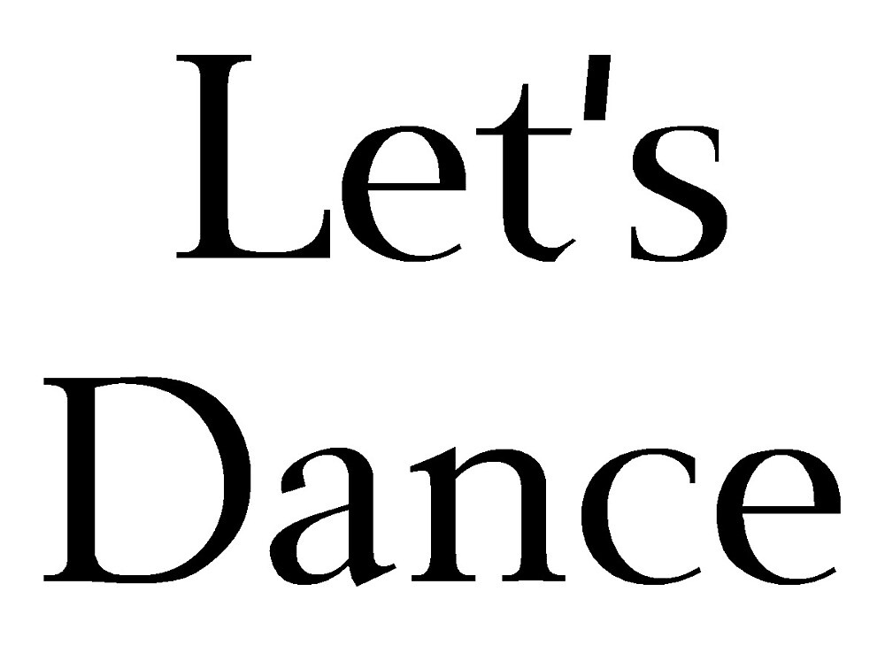 Let's Dance by shesabella