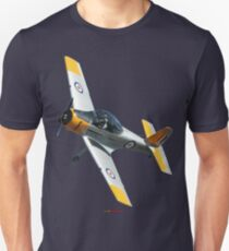 Plane & Simple - CAC Ca25 Winjeel A85-404 T-Shirt