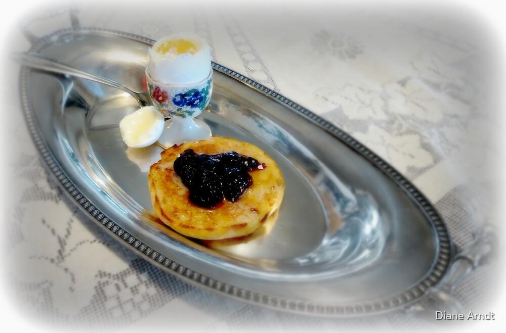 A Plain Old Fashion Breakfast by Diane Arndt