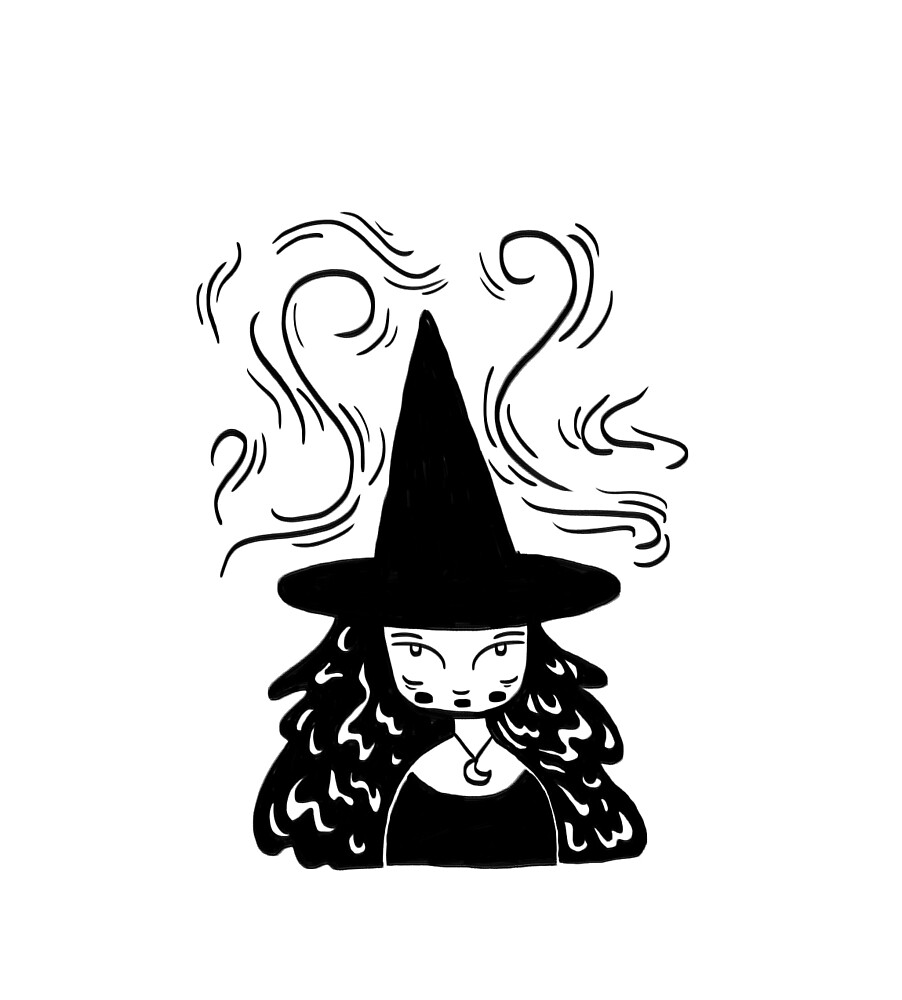Feeling Witchy by verystrawberry