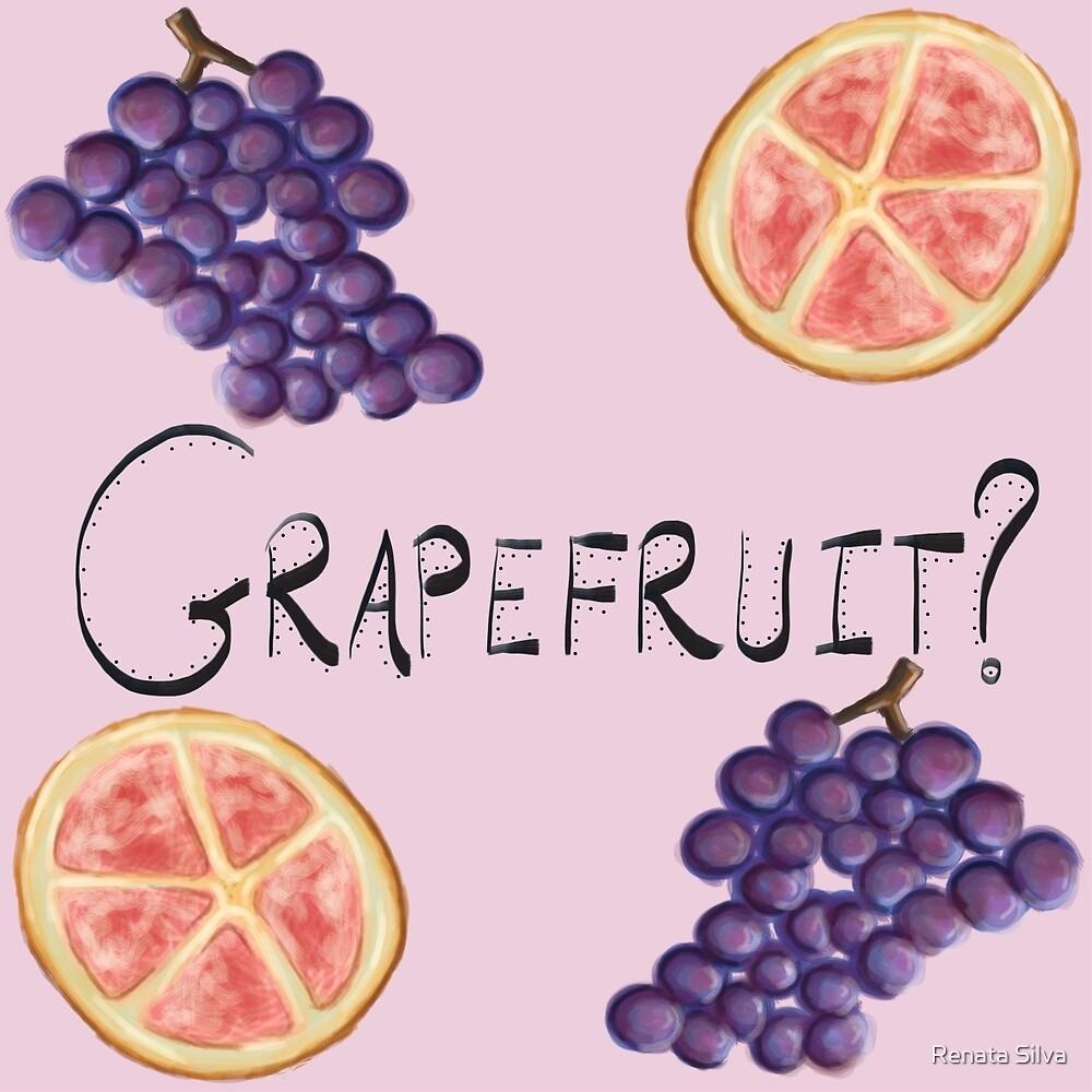Grapefruit?  by Unsureart