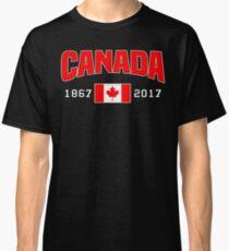Canada 150 Anniversary Classic T-Shirt