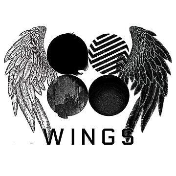 [BTS] Bangtan Sonyeondan 'WINGS' cases by wayfinder