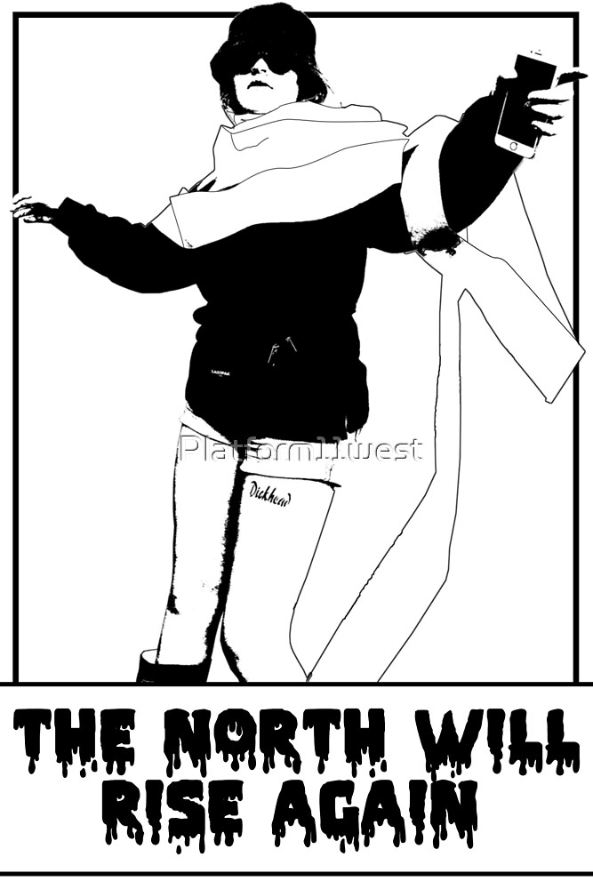 the north will rise again by Platform11west