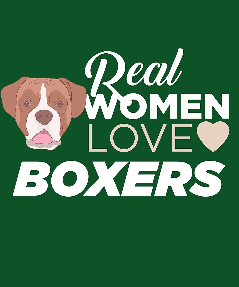 Real Women Love Boxers  by AlwaysAwesome
