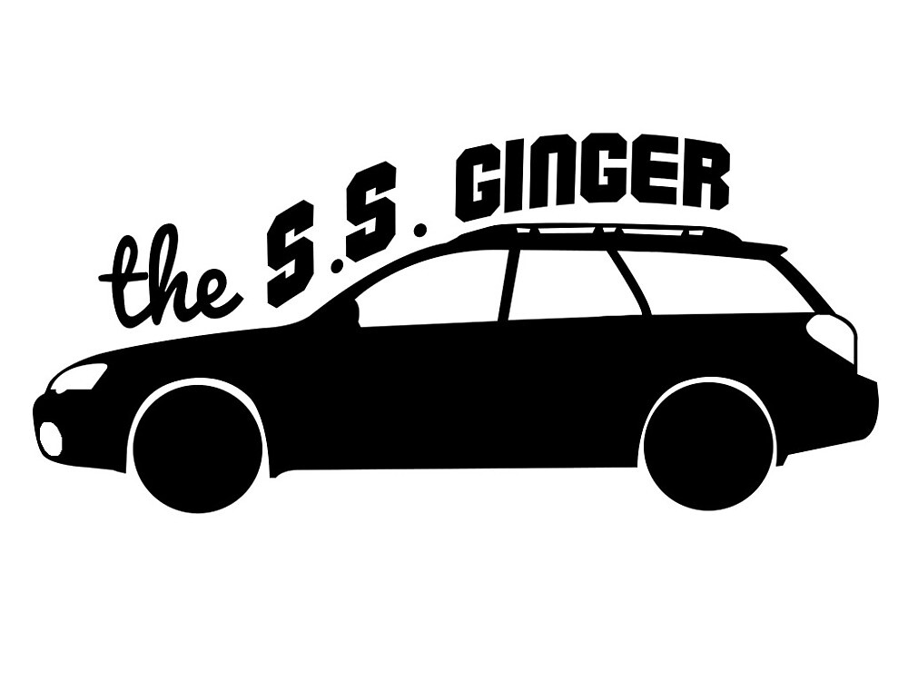 The S.S. Ginger by erichoek