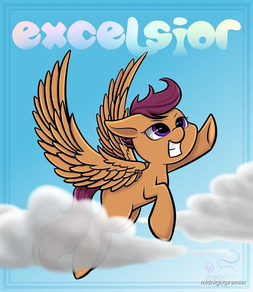 Excelsior by midnightpremier
