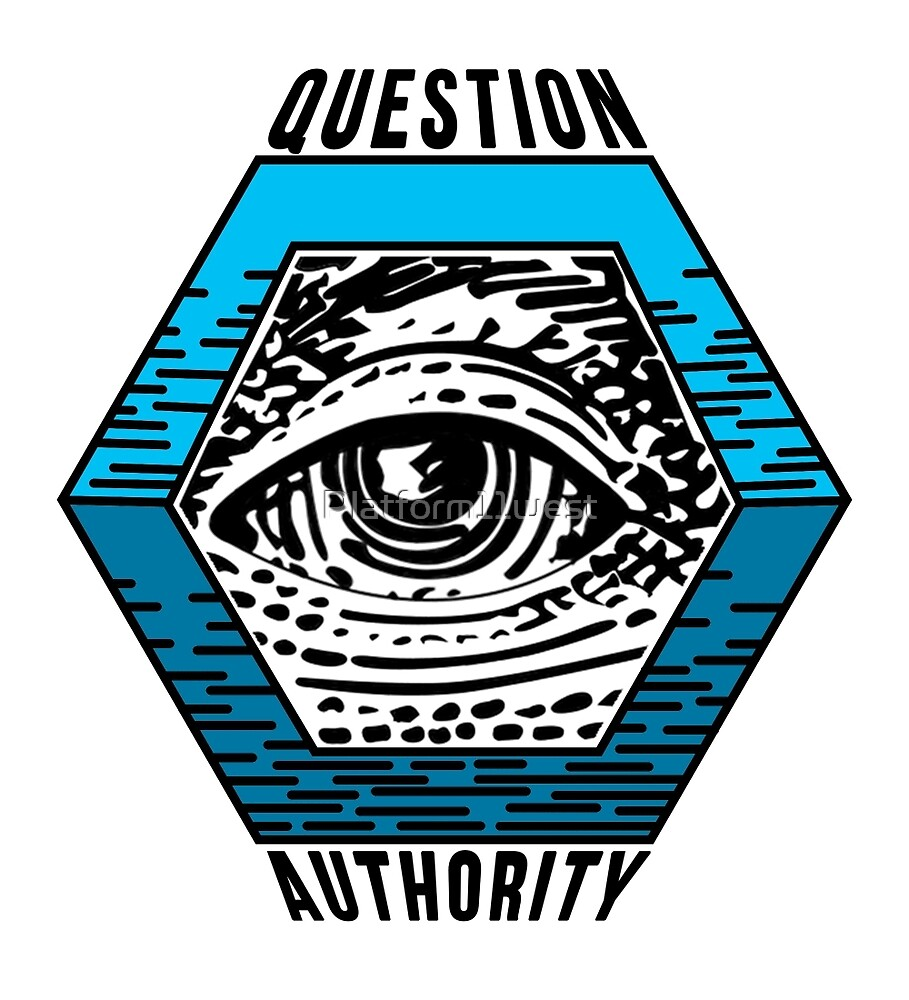 Question Authority by Platform11west