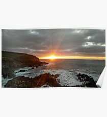 Galley Head Poster