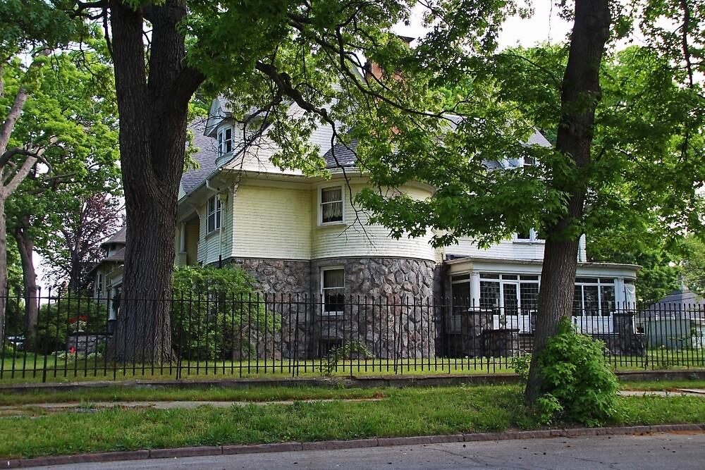 Old West End Edward D Libbey House II by Michiale