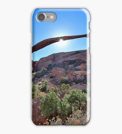 Landscape Arch! iPhone Case/Skin