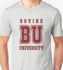 Bovine University - The Simpsons T-Shirt