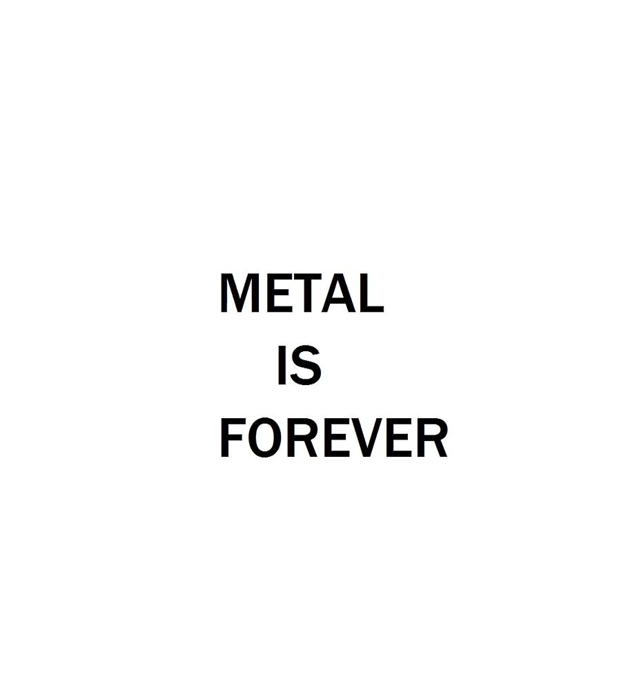 Metal is Forever by Neto1