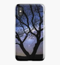 Silhouette by Milky Way  iPhone Case/Skin