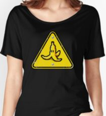 Hazardous roads Women's Relaxed Fit T-Shirt