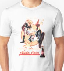Nuka-Cola pin-up T-Shirt