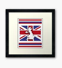 GREAT BRITAIN 2 Framed Print