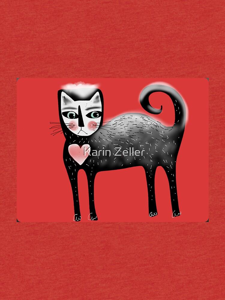 Puss by karincharlotte