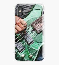 Guitar Art 1 iPhone Case