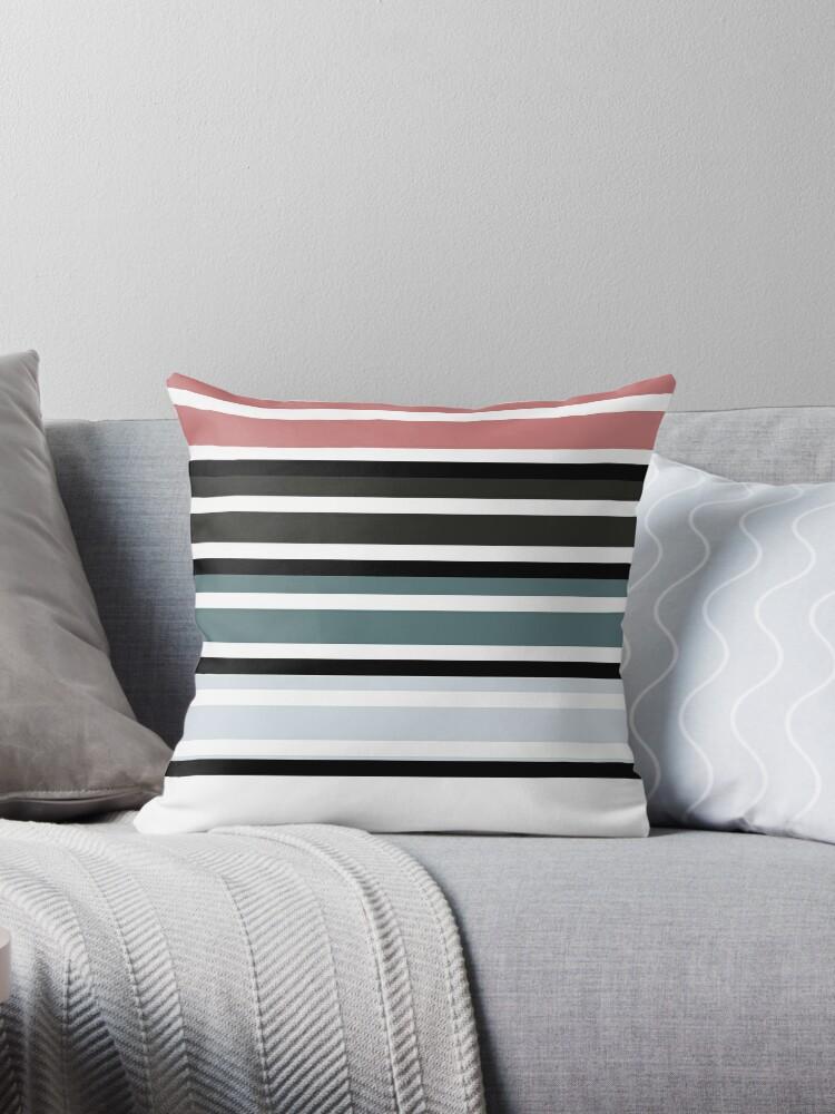 Simple colorful striped pattern . 3  by fuzzyfox