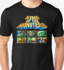 King of the Monsters (Neo Geo) Unisex T-Shirt