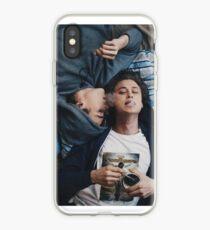 isak + evan skam iPhone Case