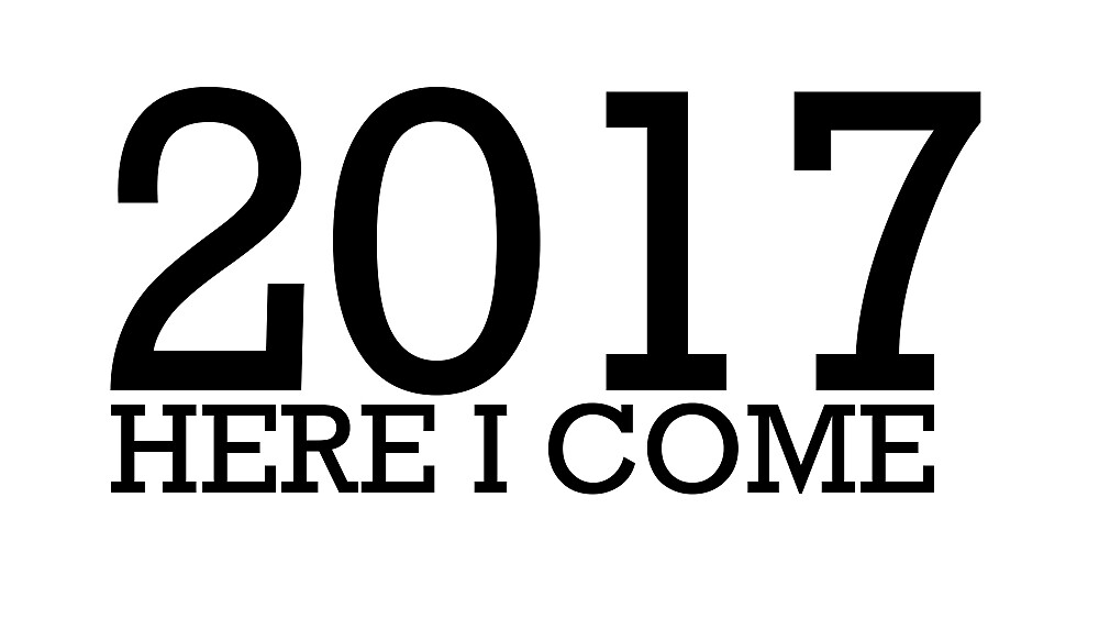 2017 HERE I COME by GIGmerch