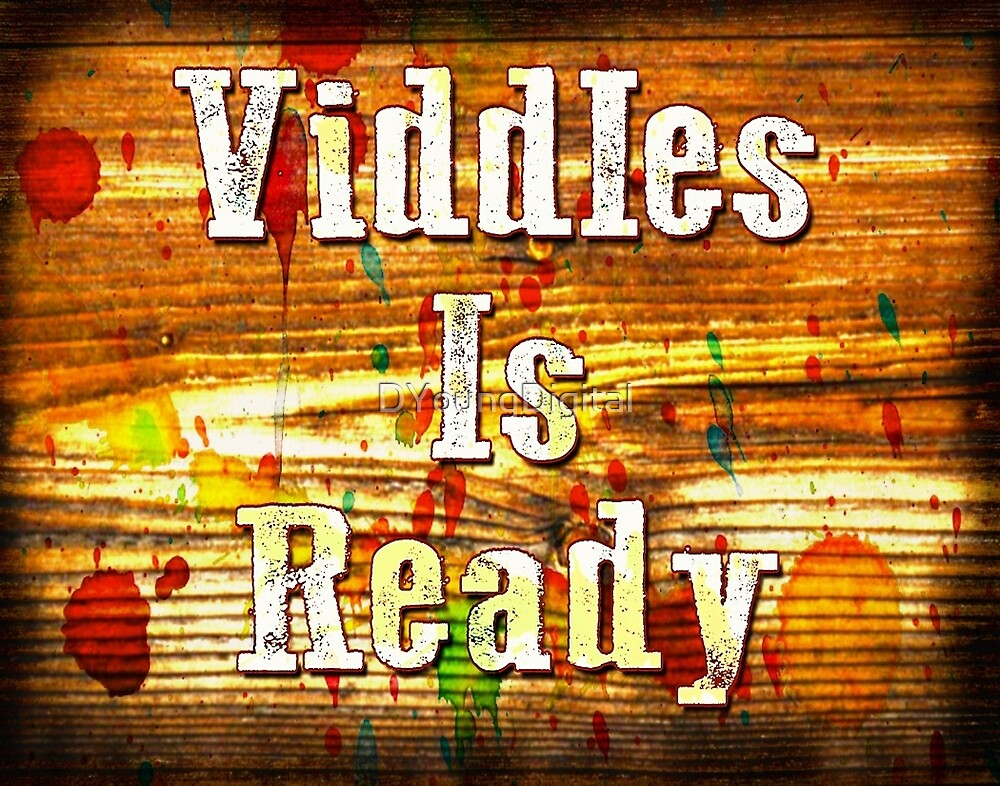 Viddles Is Ready 2 by DYoungDigital