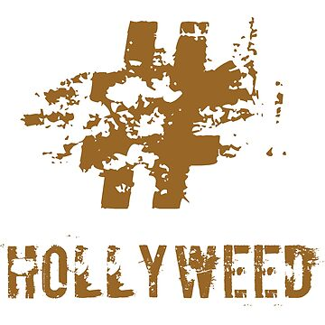 Hollyweed by 4linedesign