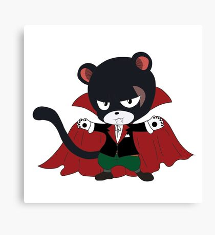 Pantherlily (Vampire Costume) - Fairy Tail Canvas Print
