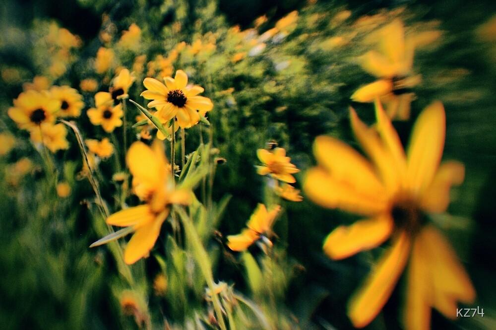 flowers by KZ74