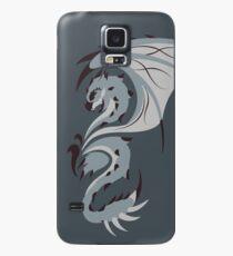 Reign of Heavens - Silver Rathalos Hülle & Klebefolie für Samsung Galaxy