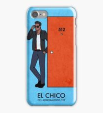 Selena Loteria: El Chico Del apartamento 512 iPhone Case/Skin
