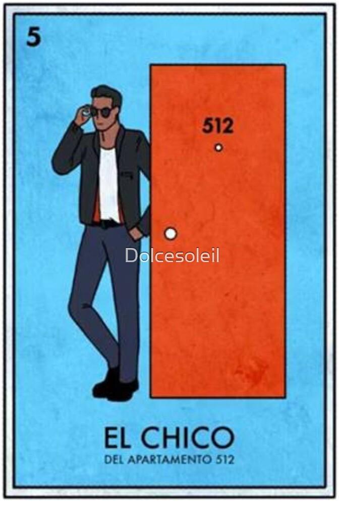 Selena Loteria: El Chico Del apartamento 512 by Dolcesoleil