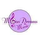 MoonDreams Music Logo by moondreamsmusic