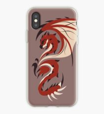 Reign of Heavens - Rathalos iPhone Case