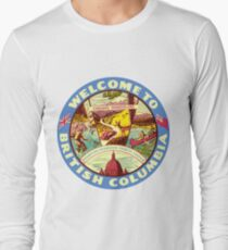 BC Thompson Okanagan  Long Sleeve T-Shirt