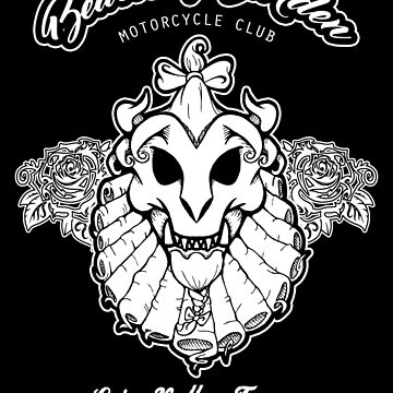 Beasts of Burden Biker Club by ShoeboxMemories