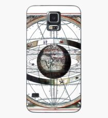 Vintage Astronomical Ptolemaic System Cosmology Case/Skin for Samsung Galaxy