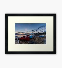 East Chester Nova Scotia Framed Print