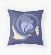 Empress of Flames - Lunastra Throw Pillow